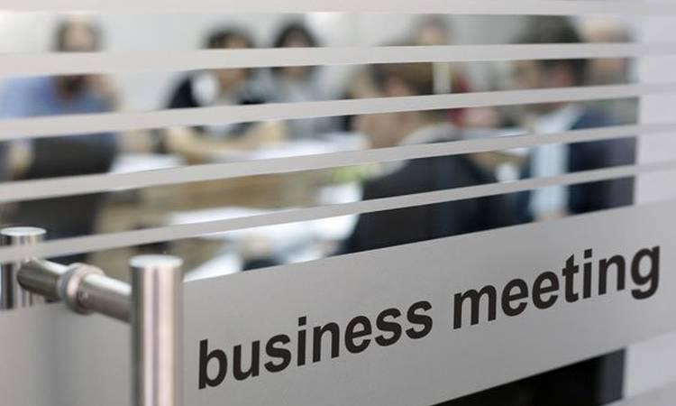 Syndicate meeting room